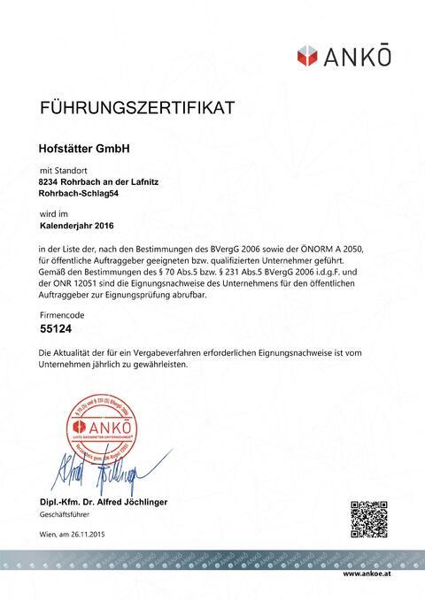 Prüfungen / Zertifikate